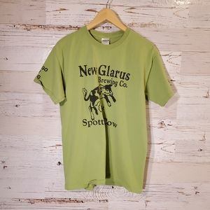 New Glarus Spotted Cow tee